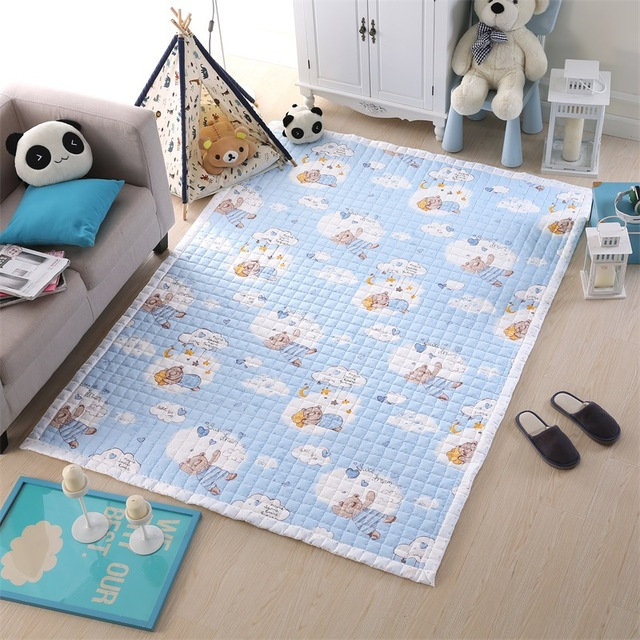 140X200CM Cotton Sheep Children Bedroom Rugs And Carpets Storage Bag Kids  Play Mat Cute Carpets For. Aliexpress com   Buy 140X200CM Cotton Sheep Children Bedroom Rugs