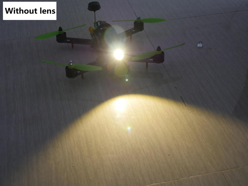 DIY Mini Cross Racing Quadcopter Drone LED Illumination Kit 3W Ultrabright  LED Night Light + Electronic RC Switch Module In Parts U0026 Accessories From  Toys ...