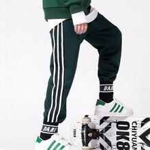 ФОТО 5-12 yrs teens boys pants big kids three color trousers casual pants for boy brand cotton children's clothing boys sport pants