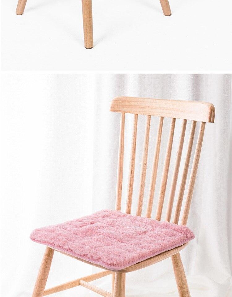 HTB1gSLQazDuK1Rjy1zjq6zraFXaO 40cmX40cm Chair Seat Cushion Home Use Dining Garden Patio Home Kitchen Office Pads Cushion Cushion for Chair Kids Room Decor