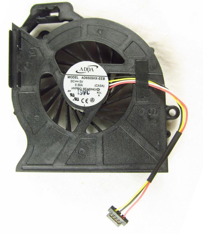 Adda AD6505HX-EEB casa cpu cooler fan para hp pavilion dv6-6b53er dv6-6150sl dv6-6161el dv6-6b35eo dv6-6b36eo dv6-6b37eo