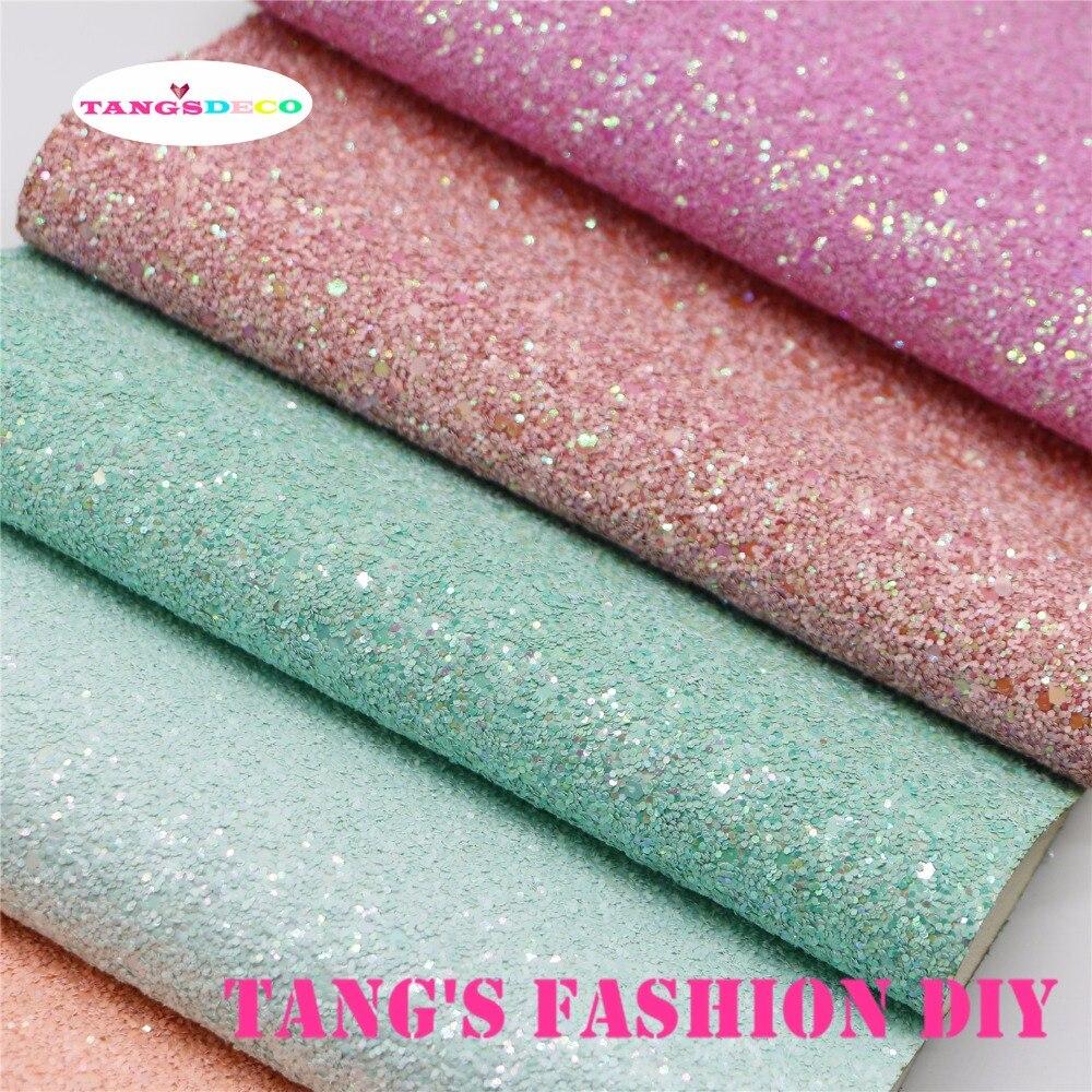 12 шт.-20×22 см fluo светлый цвет массивная блестящая кожа/синтетическая кожа можно выбрать цвет