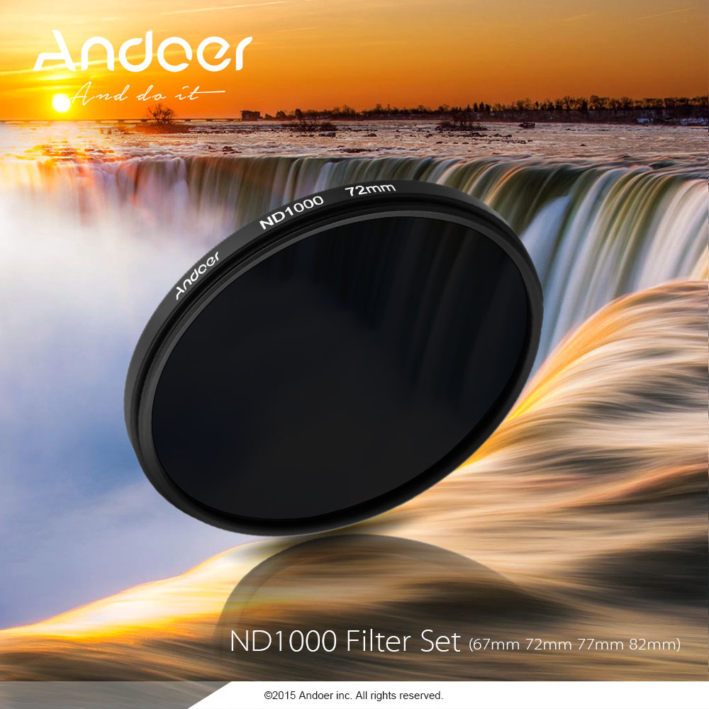 Filter Nd Slim Adjustable Fader Variable 2 400 Nd2 To Nd400 49mm 49 Mm Fotga Buy 82mm And Get Free Shipping On