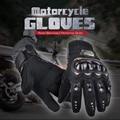 NEW PRO Motorcycle Gloves Full Finger Protective Gear Black Carbon Fiber Bike Motorbike Racing Motocross Gloves Moto Luvas