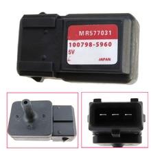 MR577031 100798-5960 Впускной Давление Сенсор подходит для Mitsubishi Shogun DI-D элегантность LWB 3,2 карта Сенсор 9486209