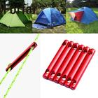 Outdoor Camping Wind Rope Buckle Fixed Buckles Firm Clamp Cord Tensioner Tent Adjustable Tent Stick Stopper Rope medium size