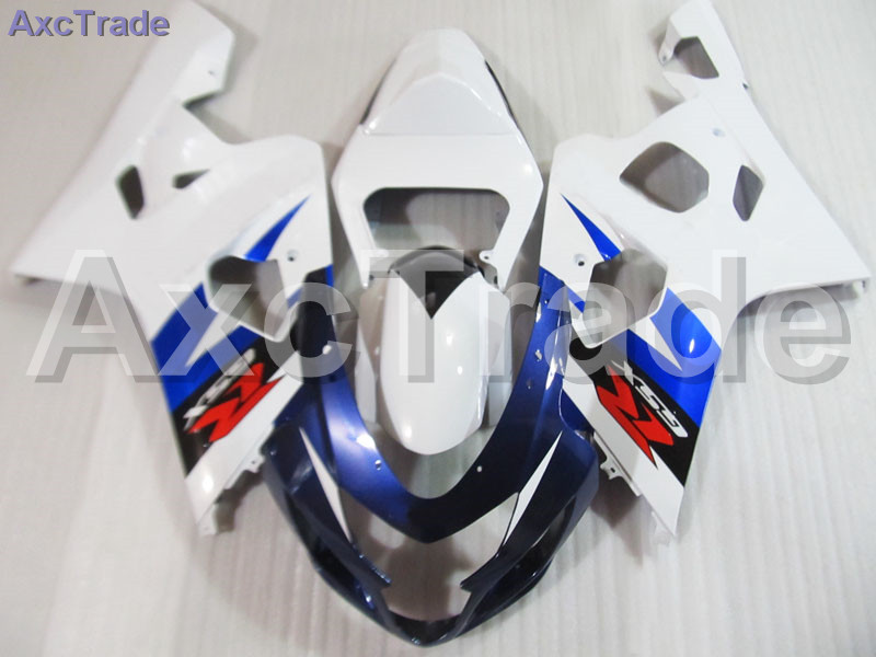 High Quality ABS Plastic For Suzuki GSXR GSX-R 600 750 GSXR600 GSXR750 2004 2005 K4 04 05 Moto Custom Made Motorcycle Fairing high quality abs plastic for suzuki gsxr gsx r 600 750 gsxr600 gsxr750 2004 2005 k4 04 05 moto custom made motorcycle fairing