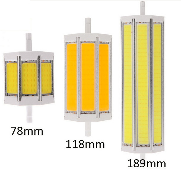 10W 20W 25W 30W R7S LED lamp 78mm,118mm,135mm,189mm 220V SMD5730 LED Bulb Light r7s J118 J78 Tube Replace Halogen Floodlight r7s 50w 189mm dimmable led light bulb j189 r7s lamp with fan replace halogen lamp ac110 220v warm white cold white
