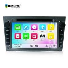 NEW Coming IOKONE Car DVD GPS Navigation for OPEL Astra ANTARA opel zafira CORSA MERIVA
