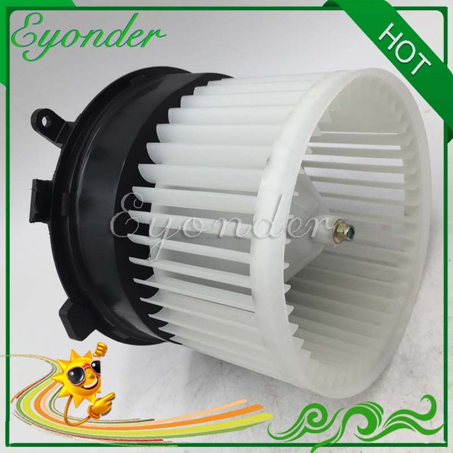 LHD A/C Air Conditioning Heater Heating Fan Blower Motor for NISSAN X TRAIL T31 2.0 27225 ET10A NI3126125 NI3126117 27225JM01B
