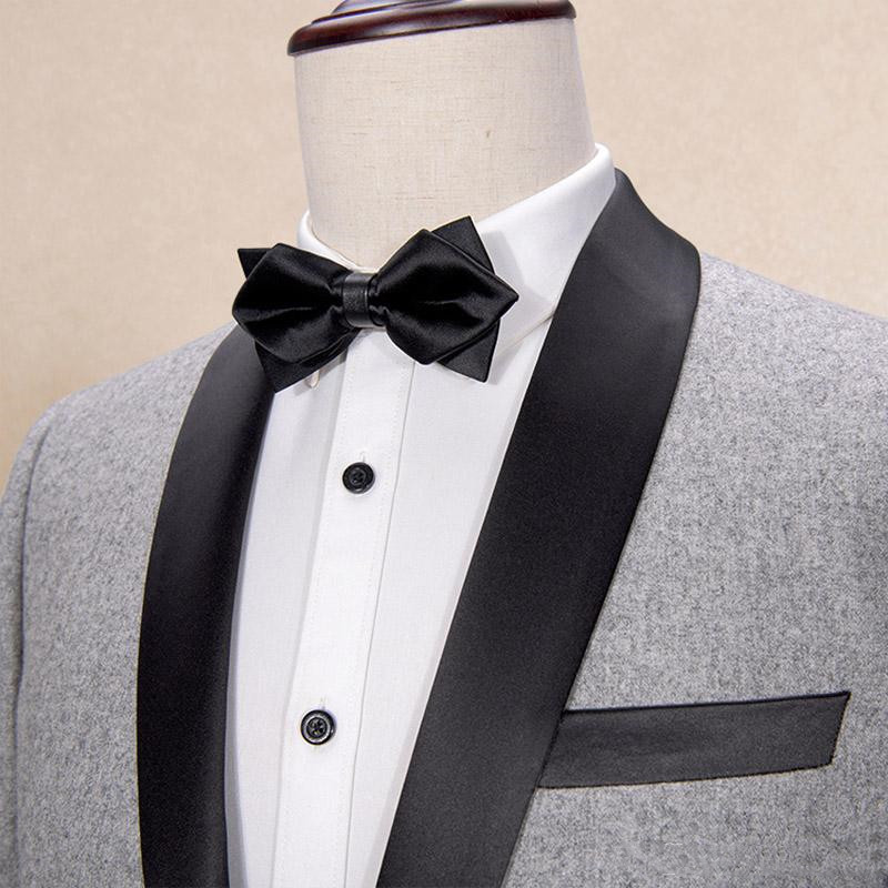 gray-wedding-groom-tuxedos-2018-black-shawl-lapel-trim-fit-mens-suits-custom-made-business-party-groomsmen-suit-(jacket-+-pants) (3)