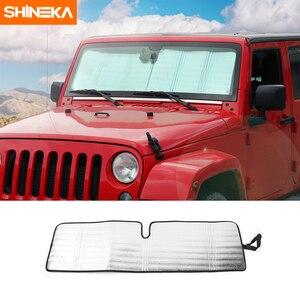 SHINEKA Car Front Window Anti