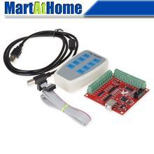 Argedo cnc usb 4 осевой мач3 100 кГц карта управления движения