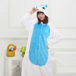 1251a31790 PYJYP Animal Kigurumi Adult Unicorn Onesie Pajama Sleepwear
