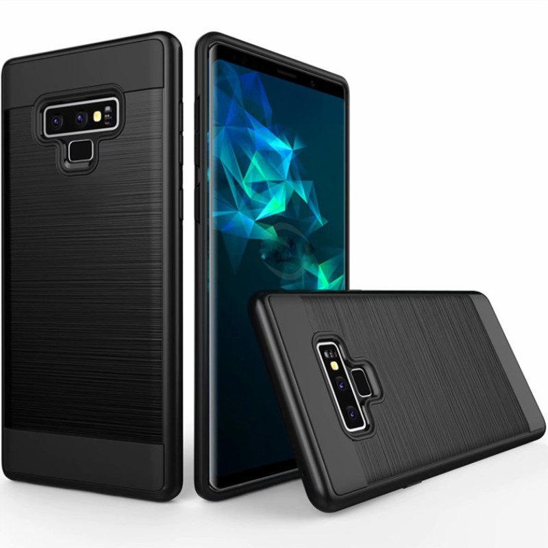 For Samsung Galaxy Note 9 Case Hybrid Shockproof Armor