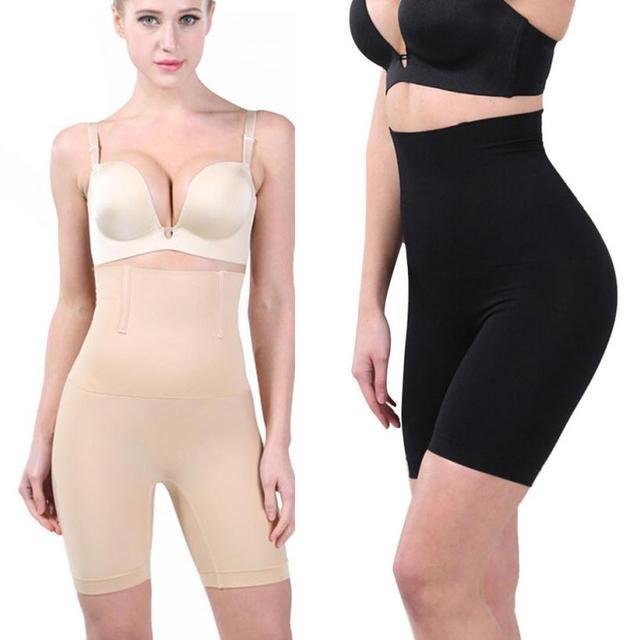 6a92508afe JAYCOSIN new Women High Waist Body Shaper Panties seamless tummy Belly  Control Waist Slimming Shapewear Girdle Underwear Waist