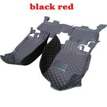 """""""Custom fit автомобильные коврики специально для Audi A4 B5 B6 B7 B8 allraod Avant A3 A6 C6 C7 A7 A8 Q3 Q5 Q7 5D стайлинга автомобилей ковер"""