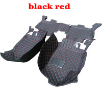 Custom fit car floor mats special for Audi A4 B5 B6 B7 B8 allraod Avant A3 A6 C6 C7 A7 A8 Q3 Q5 Q7 5D car styling carpet rugs