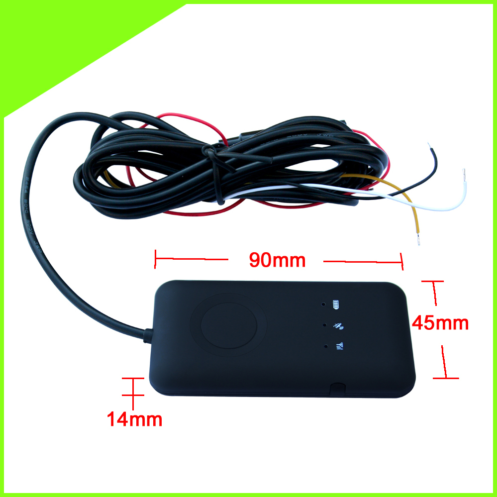 CCTR-828 mini gps locator sms mobile phone track location gsm gprs gps vehicle tracker with free android app ios app track