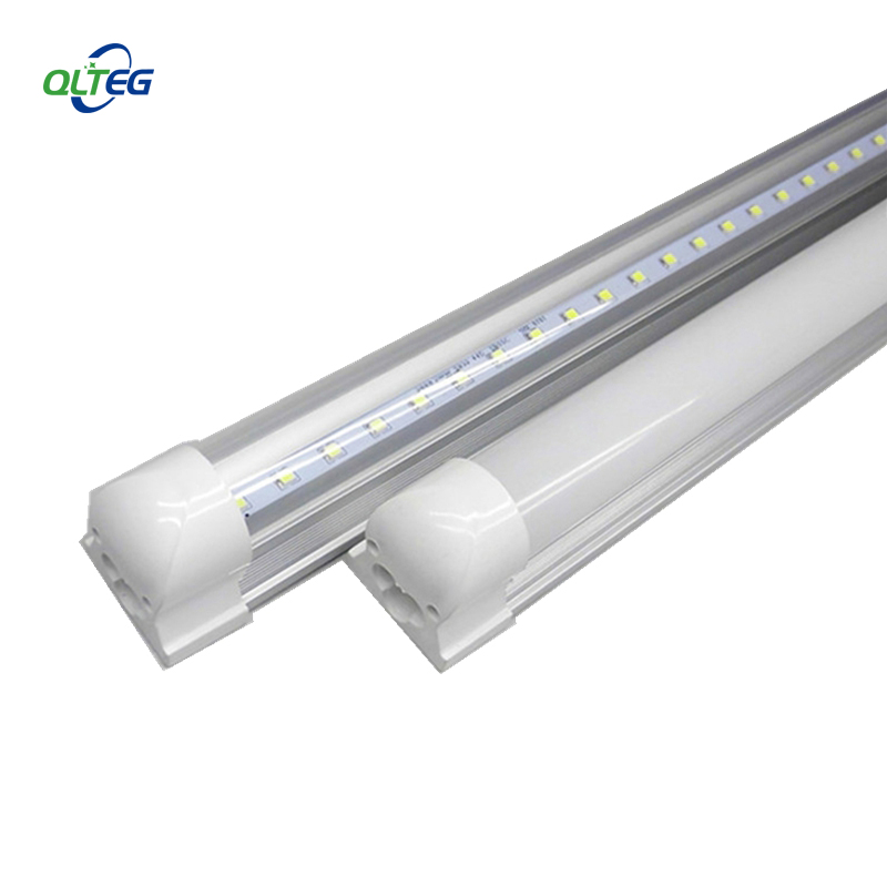 1pc/lot LED Tube T8 2ft 10W Integrated Tube Lamp <font><b>600mm</b></font> Led Bulbs Tube AC85-265V <font><b>G13</b></font> SMD2835 1000lm LED Fluorescent tubes image