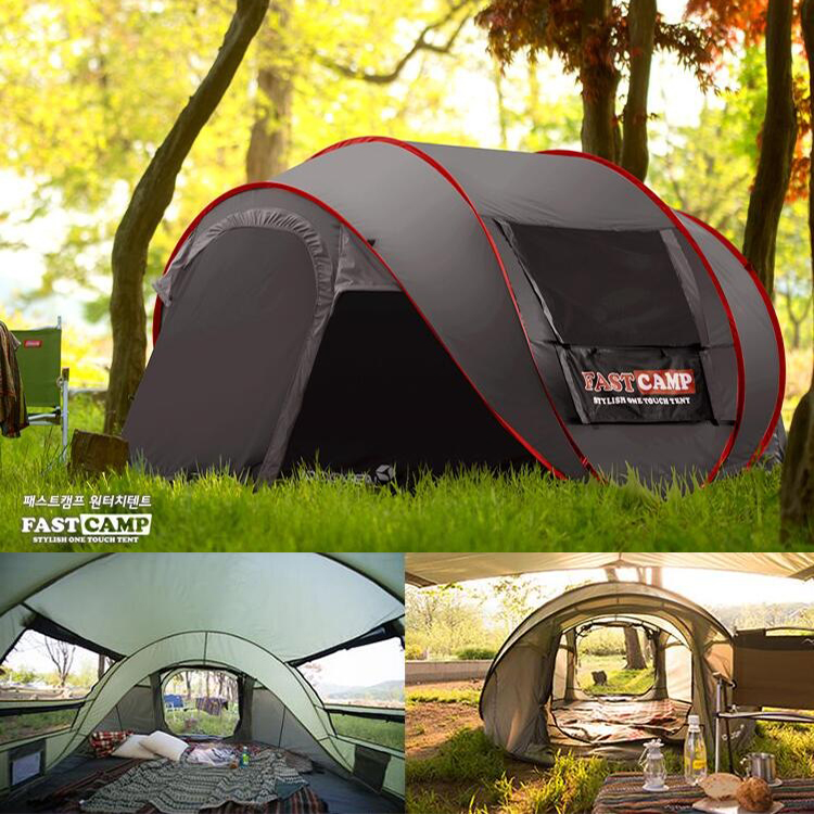Aliexpress.com  Buy 2017 the latest super large 4~5 people tent to avoid building automatic tent speed open tent outdoor c&ing beach tent from Reliable ... & Aliexpress.com : Buy 2017 the latest super large 4~5 people tent ...