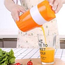 100% Original Juice Child Healthy Life Potable Juicer Machine Portable Manual Citrus Juicer For Orange Lemon Fruit Squeezer все цены