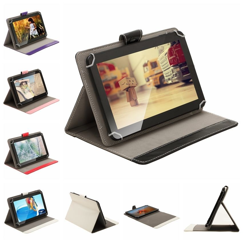 IBOPAIDA 10 inch 10.2 10.1 Android 6.0 Tablet PC Quad Core WIFI Bluetooth 2GB 4g Case as tablet pc case gift