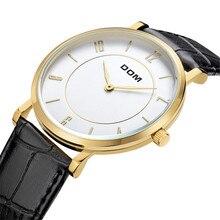 Leather Men Watches Fashion Casual Sport Watch Quartz Business Men's Wristwatch Male Clock reloj hombre relogio masculino цена