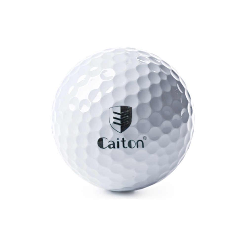 10 גולף כדור עם רשת תיק חיצוני ספורט גולף משחק משחק אימון תחרות גומי גבוהה כיתה גולף כדור גולף ספורט ציוד