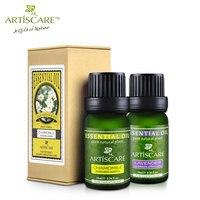 ARTISCARE Anti Acne & anti inflammation SET Aid Sleep Remove Acne Mark Chamomile essential oil+Lavender essential oil Skin Care