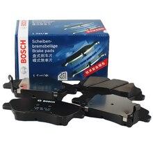 4 шт./компл. BOSCH автомобиля передние тормозные колодки для KIA K5 Sportage Soul Оптима для автомобиля HYUNDAI MOINCA Sonata Tuson 0986AB1154
