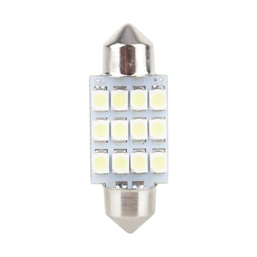 Lucas 42 mm 6 V 18 W Voiture Ampoule Feston SV8.5 Vintage Classic Intérieur Lumière Lampe