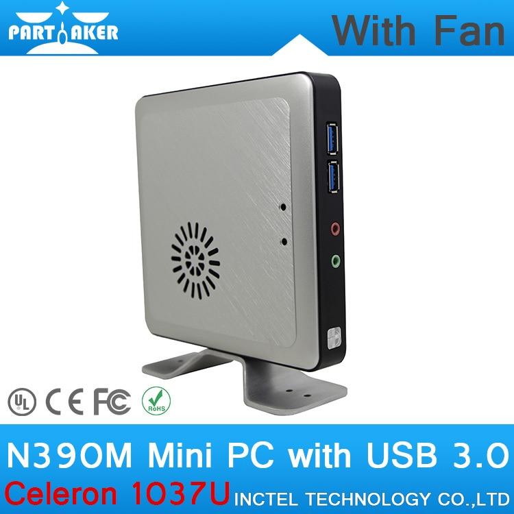 2G RAM only N390M Intel Celeron 1037U Dual Core Super Mini PC Computer support Bluetooth WiFi какую оперативку для intel celeron m