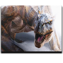 Full Diamond DIY Embroidery Animal Painting Art Handicraft Cross Stitch 5D Square\Round MosaicSpecial Dinosaur