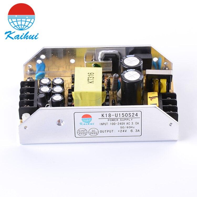 Одиночный выход открытая рамка 120 Вт 12 в импульсный источник питания AC DC светодиодный драйвер