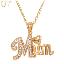 Mothers Day Gift Pendants & Necklace