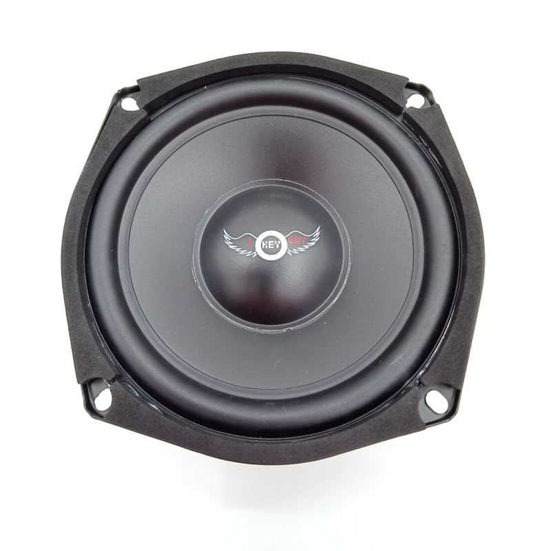 1 pc 5,25 pulgadas 150 W de los altavoces del coche 4 Ohm altavoz de graves para cualquier coche de gama media-KTV etapa casa más fuerte altavoces de gama completa Woofer