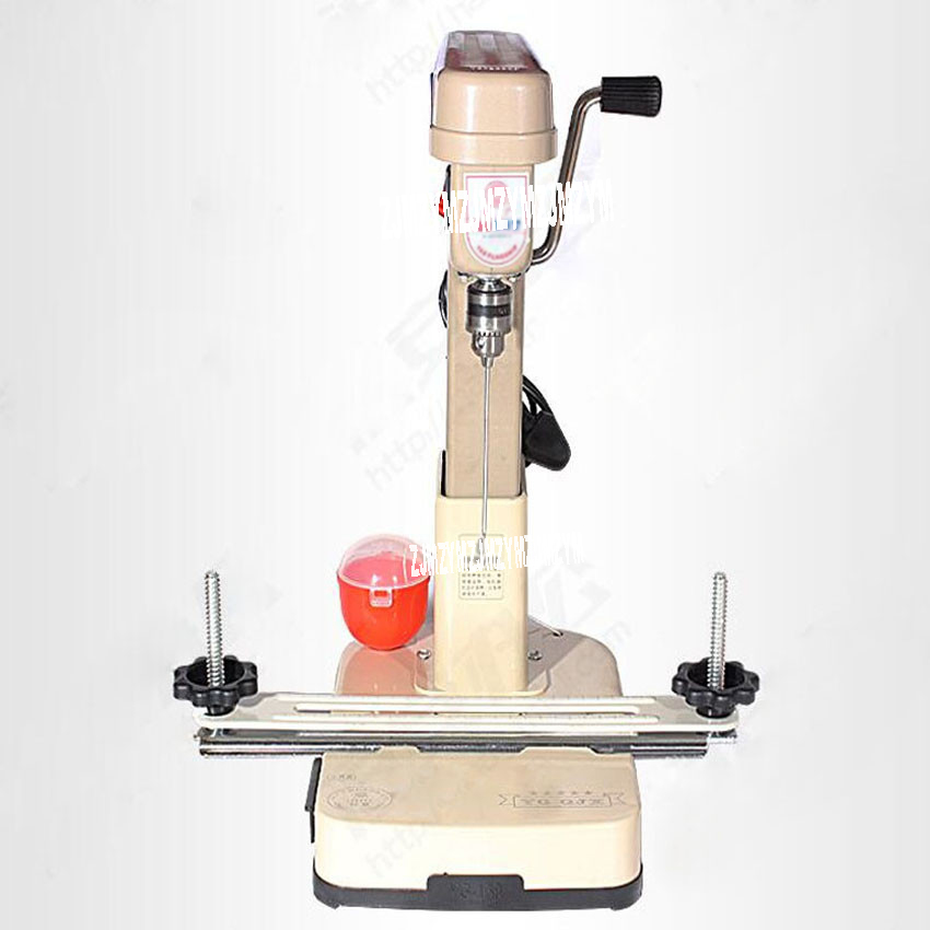 1PC YG 1685 metal Electric Bookbinding Machine Automatically Financial Credentials, Document,Archives Binding Machine