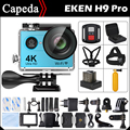 EKEN H9 Pro Action camera ultra 4K / 30fps Ambarella A12 3840*2160 remote WiFi pro Helmet Cam go waterproof Sport camera H9Pro