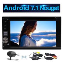 """Android 7.1 Octa-core Car DVD Player 6.2"""" Head Unit GPS Navigation Bluetooth Radio Stereo Bacup Camera USB/SD Wifi 4G By EinCar"""