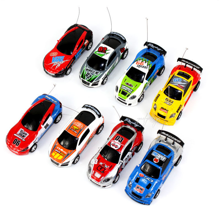 Mini Coke Mini Rc Car Radio Remote Control Drift Car Electric