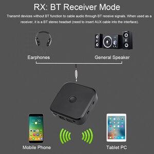 Image 3 - Беспроводной ресивер и передатчик CALETOP APTX, Bluetooth 5,0, для ТВ, ПК, динамиков, Hi Fi аудио 3,5 мм, SPDIF, оптическое волокно