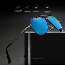 width-145 New mens fashion trendsetter drive Pilot Sunglasses male goggle Polarized manufacturers selling glasses
