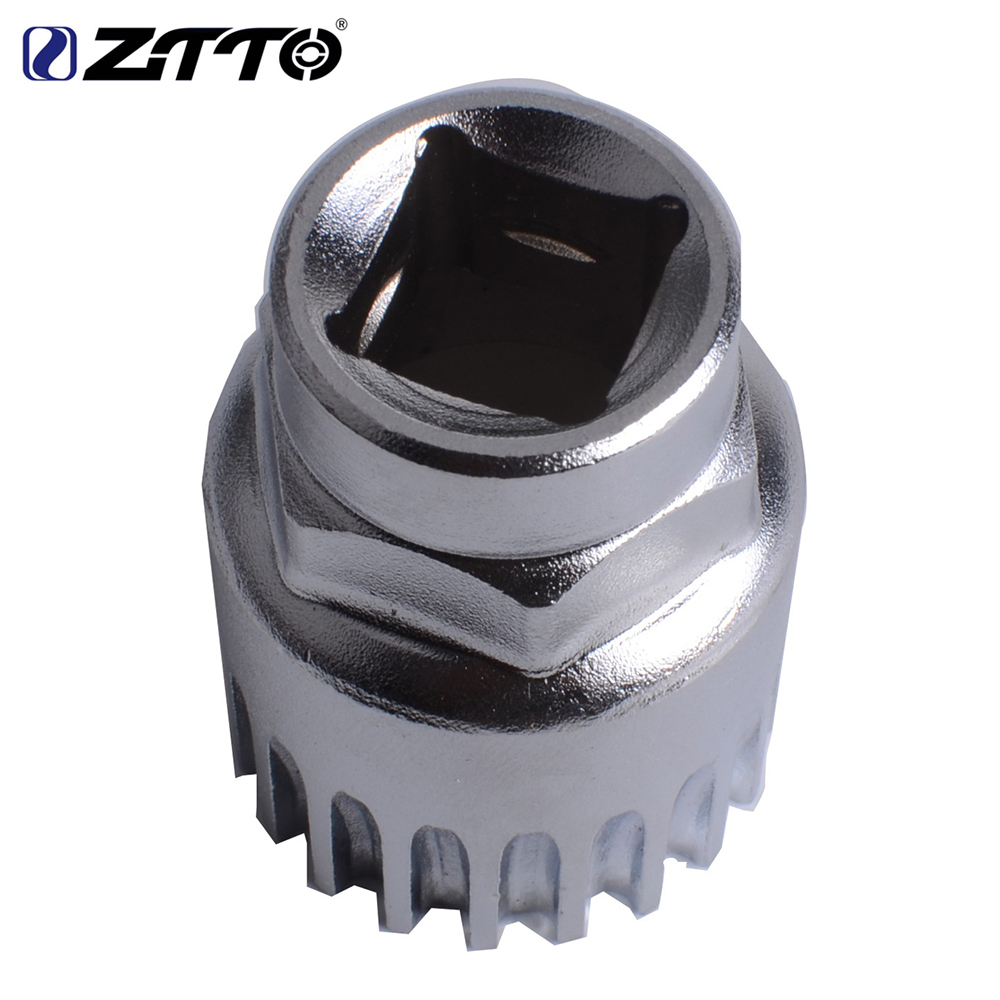 ZTTO Bottom Bracket Socket Tool for Cartridge ISIS Bike BB B.B. For MTB Mountain Bike Road Bicycle skone men business watches brand luxury famous 2016 calendar date quartz watches round dial leather band wristwatches vbi43p50