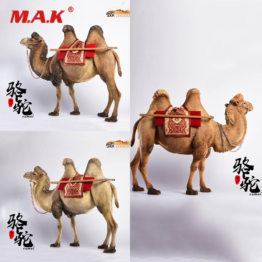 """Jxk005 do kolekcji 1/6 rysunek scena akcesoria actrian wielbłąd Camelus żywica zwierząt model figurki dla 12 """"figurka w Figurki i postaci od Zabawki i hobby na  Grupa 1"""