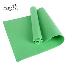 Balight Yoga Mat  4MM Foldable Exercise Yoga Mat Non-slip Thick Pad Fitness Pilates Mat for fitness Lose Weight Sling Carrier