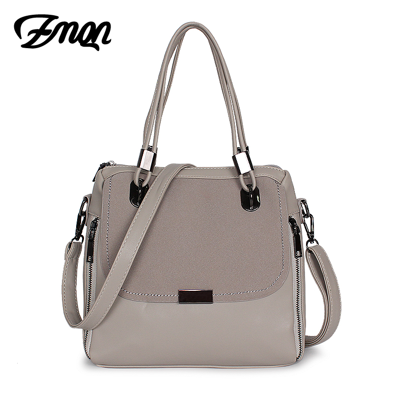 ZMQN Brand Fashion Crossbody Handbags For Women Popular Handbags 2017 New Style Soft PU Leather Bags Designer Crossbody Bag A854 zmqn women shoulder bag candy colors fashion handbags brand small leather crossbody bags for women messenger bag girl zipper 507