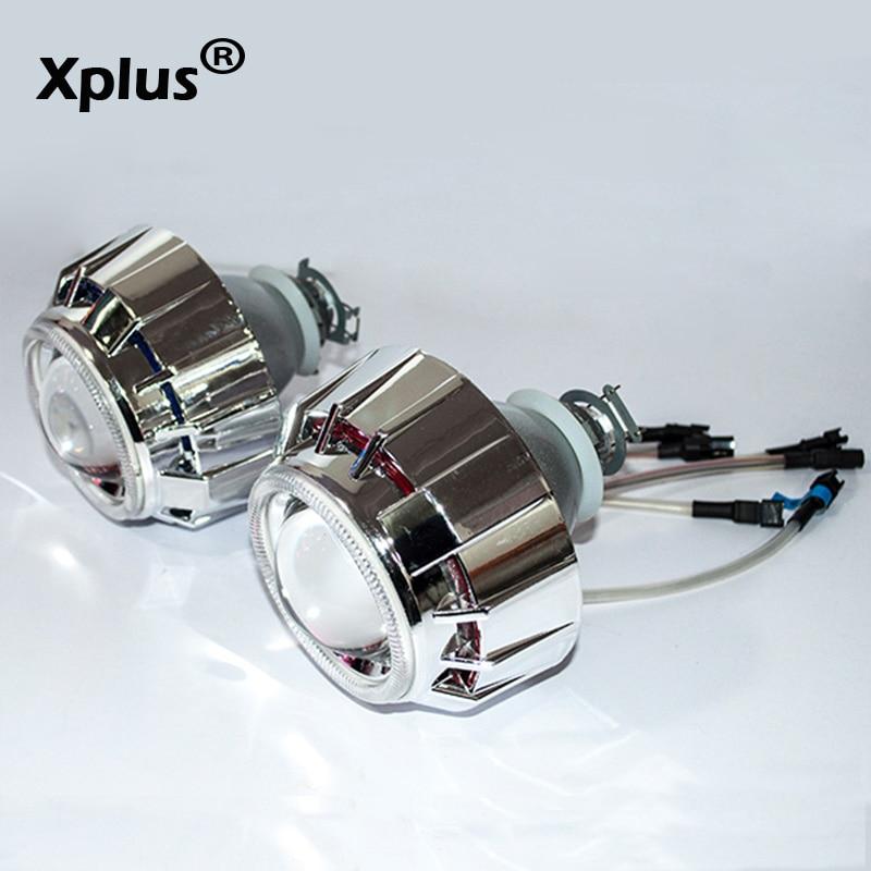 Xplus 55W 3.0HQT 3.0 inčno prednje svjetlo HID biksenonsko svjetlo - Svjetla automobila - Foto 3