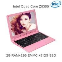 "intel atom z8350 P5-10 RAM 2G שחור 11.6"" 32G eMMC 512G Intel Atom Z8350 USB3.0 מחברת מחשב נייד bluetooth מערכת WIFI Windows 10 HDMI (1)"