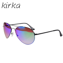 Kirka 2017 New Fashion High Quality Sunglasses Women Brand Designer CR39 Lens Driving Sun Glasses with Original Box